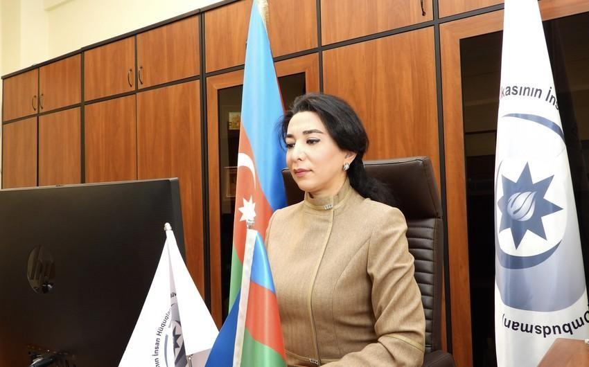 Ombudsman nifrət cinayətlərinə dair beynəlxalq təşkilatlara hesabat ünvanlayıb