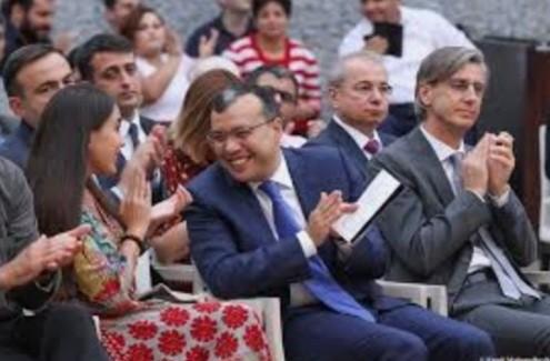 ƏƏSM naziri Sahil Babayevə