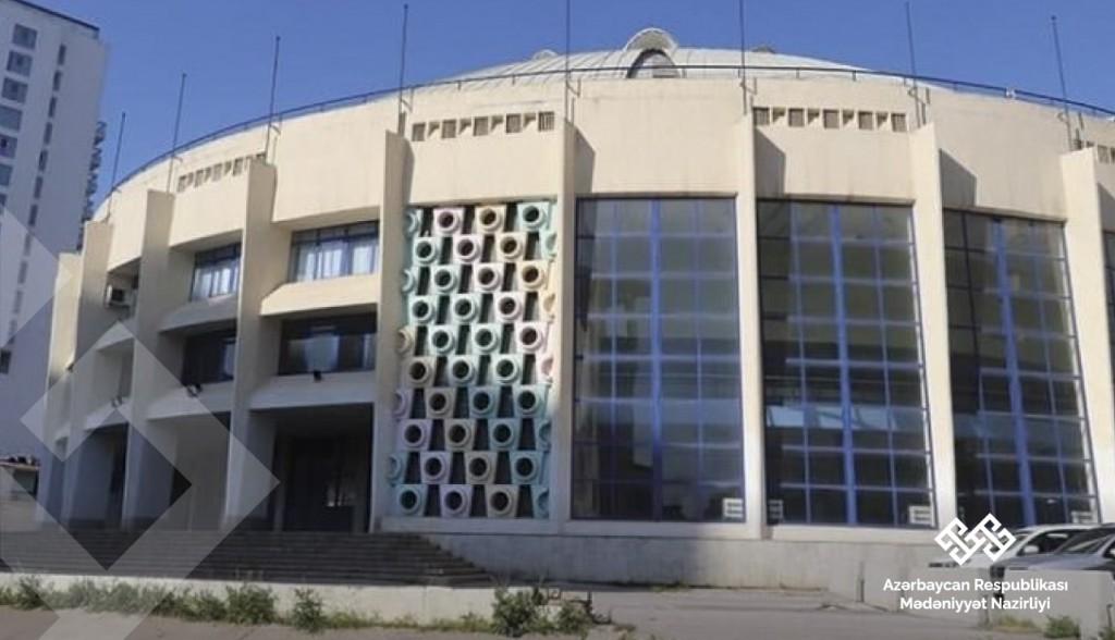 Bakı Dövlət Sirki regionlarda...